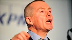 Willie Walsh, chief executive officer of International Consolidated Airlines Group SA (IAG). Photo: Bloomberg...I