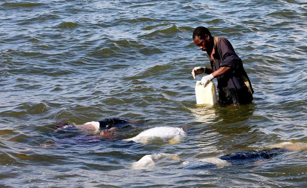 Ten dead, dozens missing after boat capsizes on Lake Victoria