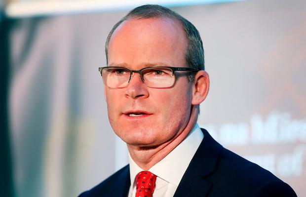 Tanaiste Simon Coveney said he was delighted to welcome Park Place Technologies to Cork. Photo: Steve Humphreys