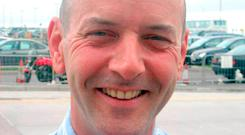 Victim: John Curran was found murdered in his flat in Cape Town. Photo: Irish Primary Principals' Network/PA Wire
