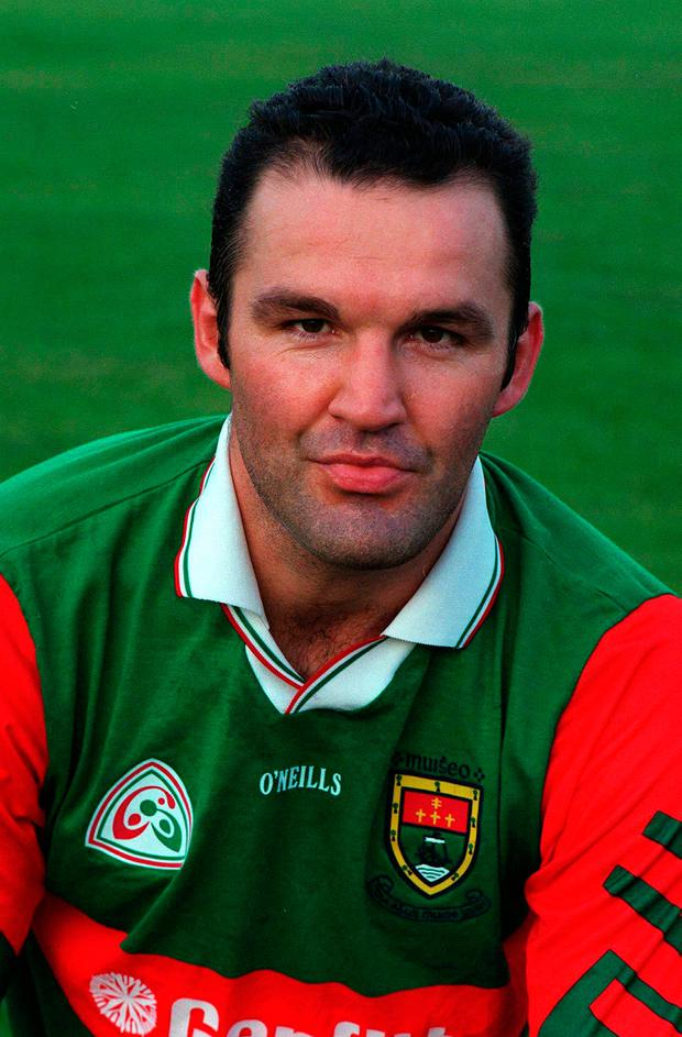 The 1996 All-Star midfielder had been a regular part of various management teams with his brother-in-law Kevin McStay. Photo by Brendan Moran/Sportsfile