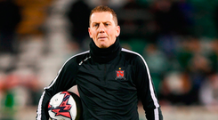 Perth: Set to become Dundalk boss. Photo by Stephen McCarthy/Sportsfile