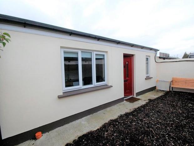 In Huntstown, Blanchardstown, a one-bedroom 'granny flat' is available for €950 per month