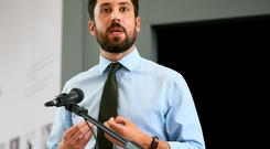 Minister for Housing Eoghan Murphy. Photo: Frank McGrath