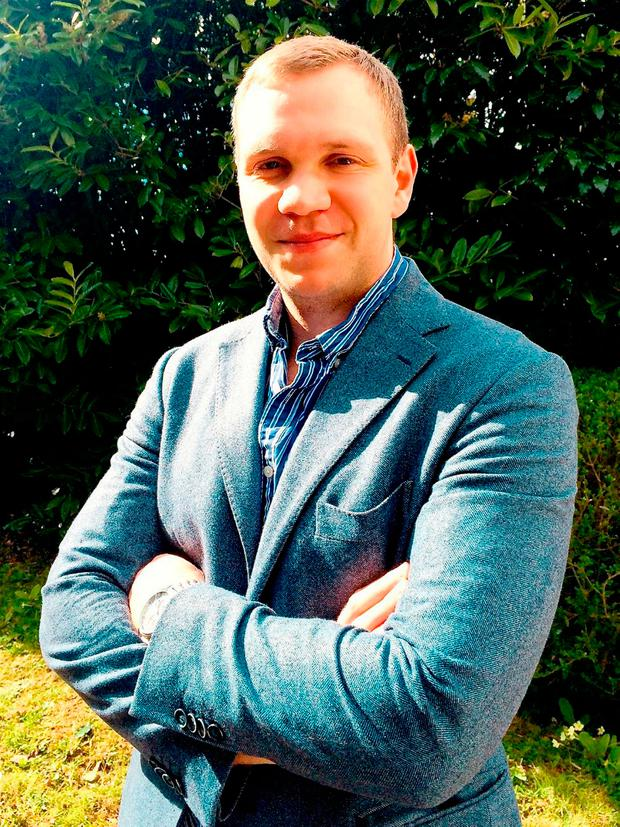 Matthew Hedges; pardoned 'with immediate effect' Photo: Getty Images