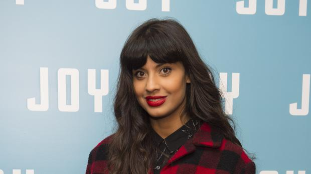 Jameela Jamil has taken aim at celebrities who sell diet and beauty products online (Matt Crossick/PA)