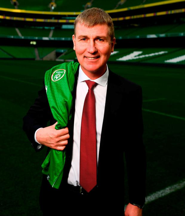 Kenny: In touch with the local scene. Photo: Stephen McCarthy/Sportsfile