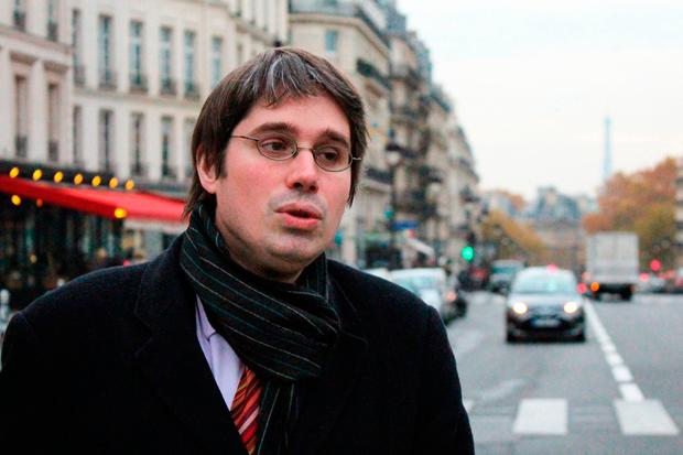 Benôit Quennedey: A senior official in the French Senate. Photo: AFP/Getty Images