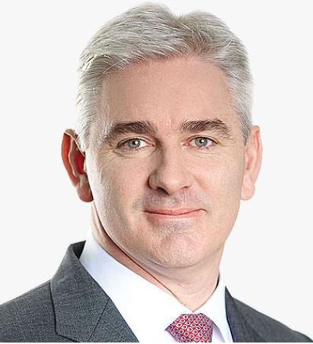 Brian Cassin, chief executive of Experian