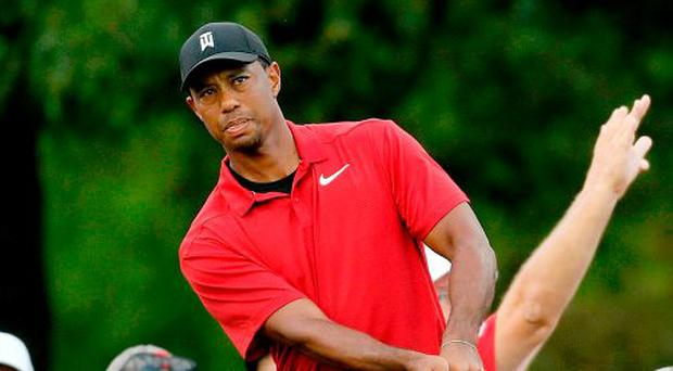 Tiger keen to maintain upward curve in Majors