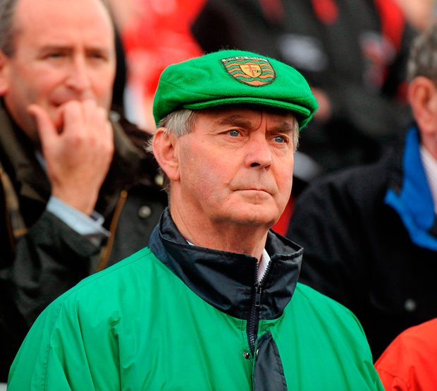 Former Donegal All-Ireland winning manager Brian McEniff. Photo: Oliver McVeigh / Sportsfile