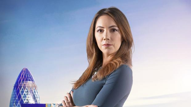 Jackie Fast has been fired from The Apprentice. (BBC)
