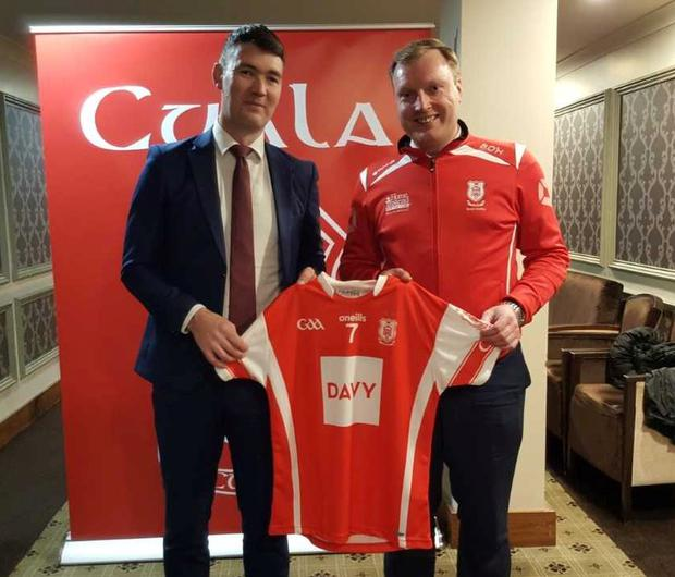 New Cuala hurling manager William Maher. Photo: Sportsfile