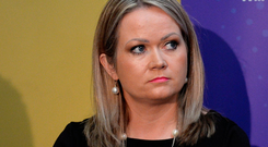 Lorraine Walsh says issues are 'still outstanding' in scandal. Picture: Caroline Quinn