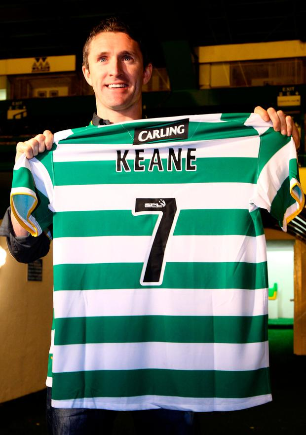 Celtic 2010 (loan). Photo: Jeff J Mitchell/Getty Images