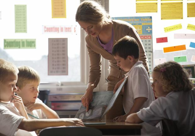 Ireland ranks second of 41 wealthy nations in reducing education inequality between children, according to Unicef's latest Report Card. Stock photo: Getty