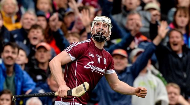Joe Canning is one of the greatest ever exponents of the game of hurling