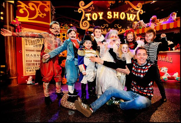 Image result for the late late toy show