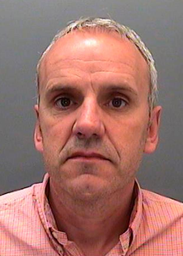 Undated handout photo issued by South Wales Police of accountant Jeffrey Bevan, 50 Photo: South Wales Police/PA Wire