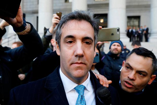 Trump's Ex-Lawyer Michael Cohen Pleads Guilty to Lying to Congress