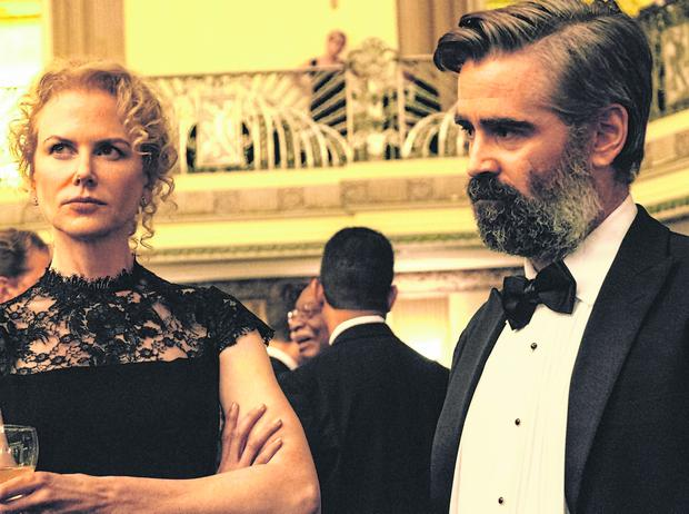 Picture perfect: Nicole Kidman and Colin Farrell in Element Pictures' 'The Killing of a Sacred Deer'