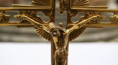 An ancient ring found in Bethlehem belonged to the man who crucified Jesus, scientists believe. (Stock image)