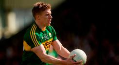 Tommy Walsh is set to return to Kerry. Photo: Piaras Ó Mídheach / SPORTSFILE