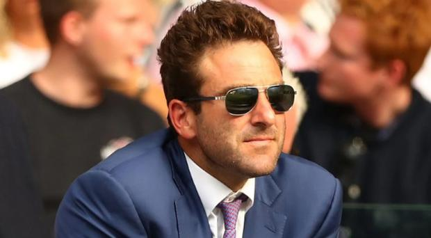 Justin Gimelstob had been tipped to be the next leader of the ATP CREDIT: GETTY IMAGES