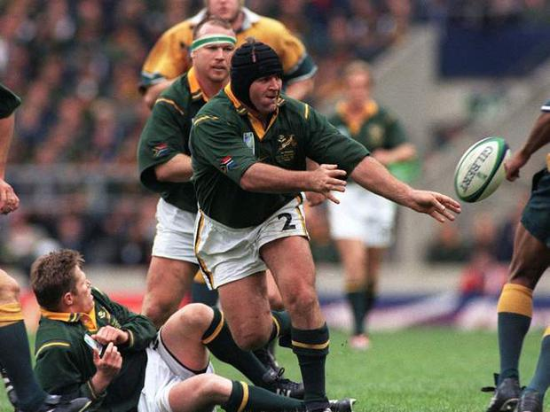 Naka Drotske won 26 caps for South Africa over a six-year career (Getty)