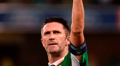 Robbie Keane Photo: David Maher/Sportsfile