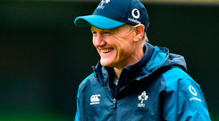Ireland head coach Joe Schmidt. Photo by Matt Browne/Sportsfile