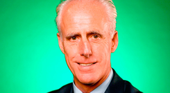Newly appointed Ireland manager Mick McCarthy. Photo: Stephen McCarthy/Sportsfile