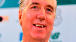 John Delaney, CEO, Football Association of Ireland. Photo: Seb Daly/Sportsfile