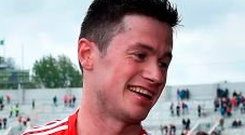 Seamus Harnedy is to remain as captain of Munster SHC champions Cork. Photo: Brendan Moran/Sportsfile