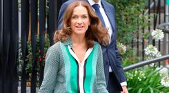 Moving on: Dr Rhona Mahony is finishing her time at Holles Street. Picture: Collins