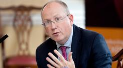 Under fire: Permanent TSB chief Jeremy Masding. Picture: Fennells