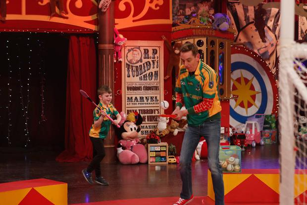 The Late Late Toy Show 2018. Picture Andres Poveda / RTE