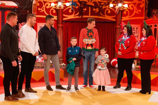 The Late Late Toy Show. Picture Andres Poveda / RTE