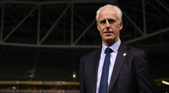 25 November 2018; Newly appointed Republic of Ireland manager Mick McCarthy following a press conference at the Aviva Stadium in Dublin. Photo by Stephen McCarthy/Sportsfile