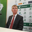 Republic of Ireland U21 manager Stephen Kenny. Photo by Stephen McCarthy/Sportsfile