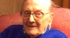 Peter Gouldstone, 98, died in hospital in the early hours of Friday Photo credit: Metropolitian Police/PA Wire