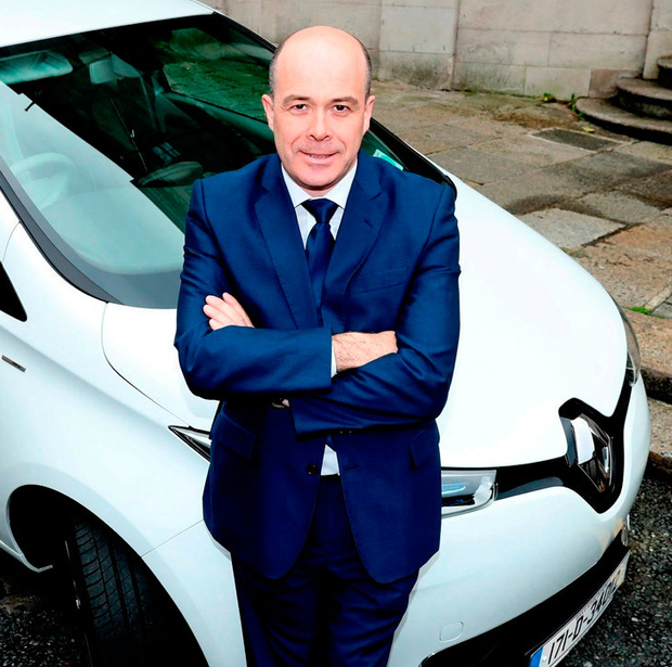 Former Communications Minister Denis Naughten said he was not privy to sensitive information