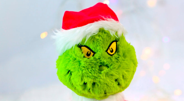 How to stop the Grinch ruining your Christmas shopping spree
