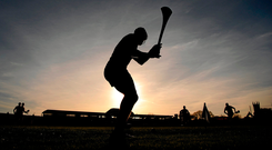 The UN has classified hurling and camogie as global protected cultural activities, part of our intangible heritage. Stock photo: Sportsfile
