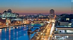 The move, prompted by Brexit, has been in train since last year, when the institution revealed that it had selected Dublin as its European hub. Photo: iStock