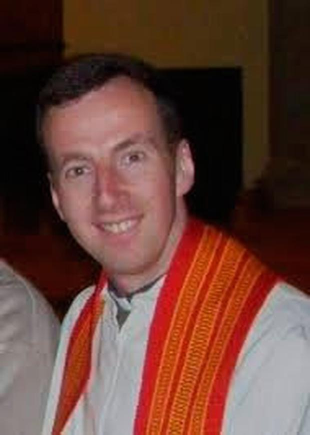 The late Fr Colm O'Brien