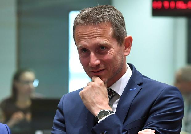 Denmark's Finance Minister Kristian Jensen. Photo: AFP/Getty Images