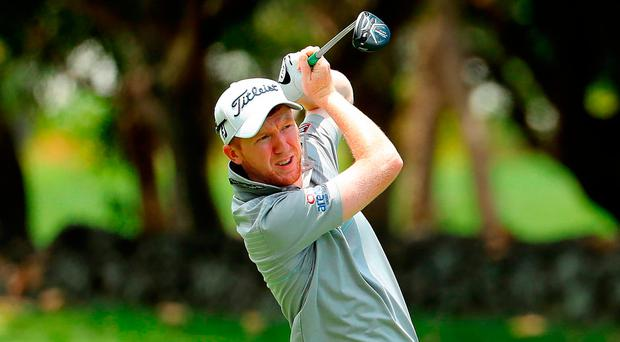 Moynihan picks up tour baton as Darcy bows out