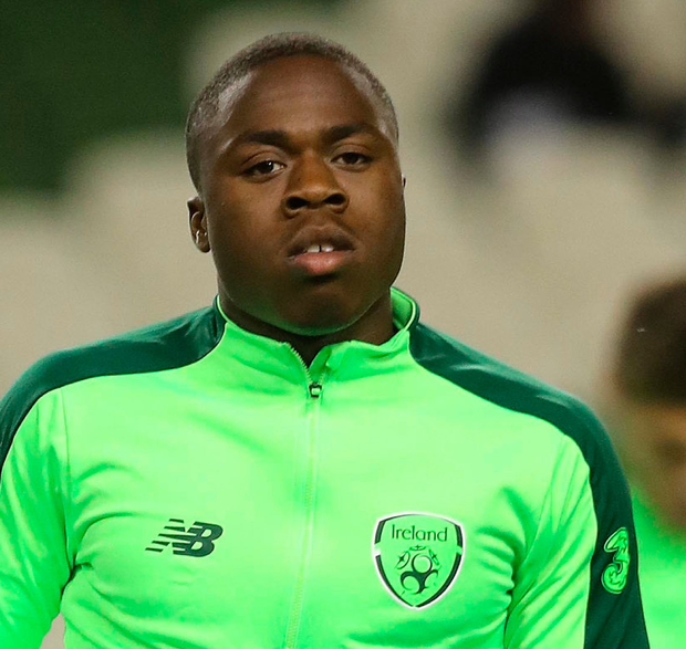 Michael Obafemi. Photo: PA
