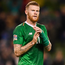 Ireland international James McClean
